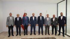 3. bölge belediye başkanları Güngören'de toplandı