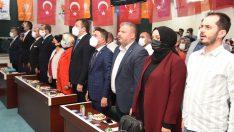 AK Parti Bursa İlçe Danışma Meclisi toplantıları başladı