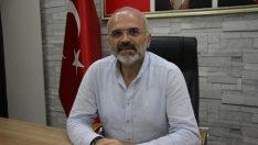 """AK Parti Efeler İlçe Başkanı Elbir: """"Efeler Belediyesi hizmetten çok logo üretiyor"""""""