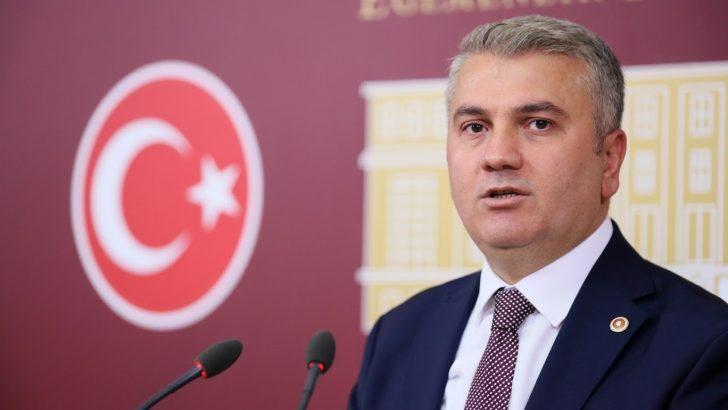 """AK Partili Canbey: """"Ayvalık ve Gömeç'te doğalgaz için sona yaklaştık"""""""