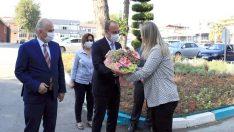 """AK Partili Çankırı, """"Pamukkale'miz de kendine has güzelliği ile büyülüyor"""""""