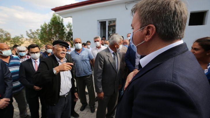 Aksaray Valiliği köylerdeki eksiklikler ve cemevleri için çalışmalara başladı