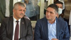 Aliağa'da haftalık mahalle ziyaretleri Bozköy'de devam etti