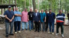 Asarkaya Kent Ormanı turistlerin ilgi noktası oluyor