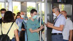 AÜ Tıp Fakültesi'nde öğretim yılının ilk dersi başladı