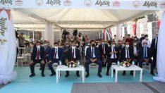 Başkan Büyükkılıç, Anadolu'nun Özü Ahilik Sanat Sergisini açtı