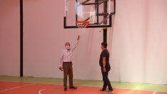 Başkan Çolakbayrakdar'dan genç ve çocuklara özel tesis