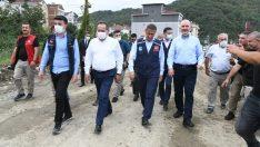 """Başkan Demir: """"Samsun'un tüm sorunlarına el attık"""""""
