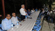 """Başkan Güder: """"Öncelikli vazifemiz, Battalgazi'mize hizmet etmektir"""""""