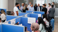"""Başkan Güler: """"Çağrı Merkezi Köşkümüz için önemli bir katma değer"""""""