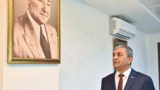 Başkan Kaplan Menderes ve arkadaşlarını unutmadı