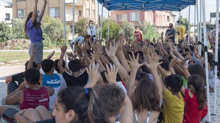 'Bir Tutam Mutluluk Projesi' gün geçtikçe büyüyor