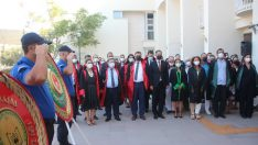 Bodrum'da yeni adli yıl törenle açıldı