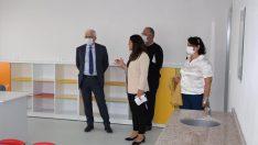 Burhaniye Belediyesi, ''Nur Çakıroğlu Albak Çocuk Gündüz Bakımevi'ni hizmete açıyor