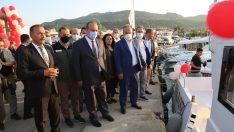 Bursa'da balıkçılar 'vira bismillah' dedi