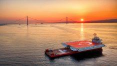 Bursa'da üretildi…Dünyanın en büyük köprüsünün inşaatına ulaştı