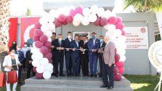 BUTTİM'e 112 istasyonu açıldı