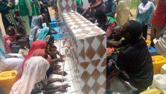 Çad'daki Abeşe Türkleri temiz suya kavuştu