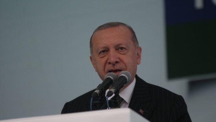 """Cumhurbaşkanı Erdoğan: """"Siz bu milletin önünü kesemezsiniz, kesemeyeceksiniz"""""""