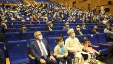 Diyanet İşleri Başkanı Erbaş, Diyarbakır'da 2021-2022 eğitim öğretim yılı Kur'an kurslarının açılış programına katıldı