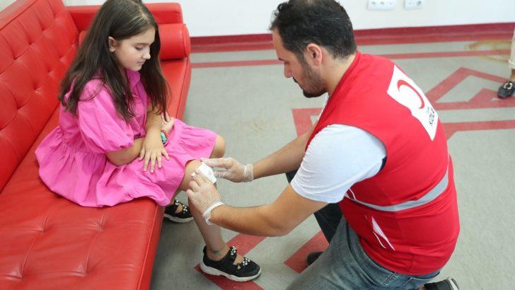 Dünya İlk Yardım Günü teması: 'Sen de 'ilk yardım kahramanı ol'