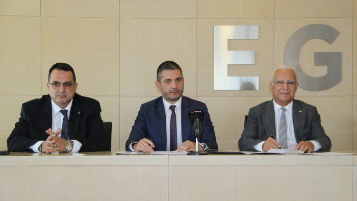 EGİAD ve İzmir Model Fabrika arasında protokol imzalandı
