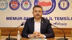 """Eğitim Bir Sen Bursa 1 No'lu Şube Başkanı Acar: """"Yeni eğitim yılı sorunlarla başladı"""""""