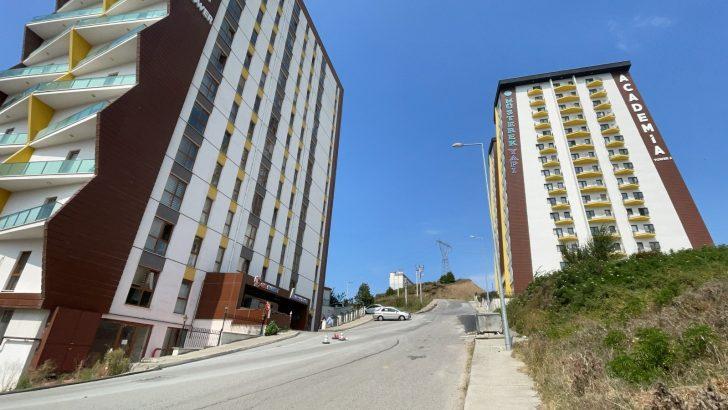 Ev fiyatları artınca, öğrenciler apart dairelere yöneldi