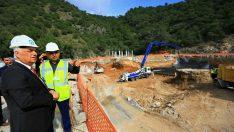 Fethiye Kanalizasyonun 88 kilometresini tamamlandı