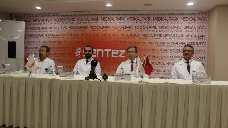 Gaziantep'te akciğer kanserine karşı topyekun mücadele