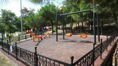 Gaziosmanpaşa'daki Kırçeşme Parkı yeni haliyle hizmete açıldı