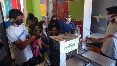 Gençlerin teknoloji merakı