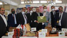 GTB, Şanlıurfa'da Gaziantep'in tescilli ürünlerini tanıttı