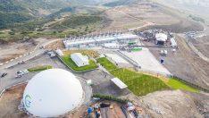 Harmandalı'da üretilen enerjinin bütçeye katkısı 166 milyon