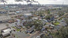 Ida Kasırgası'nın ardından Louisiana'da 800 binden fazla aboneye elektrik verilemiyor