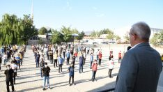 ITSO Başkanı Tutar'dan öğrencilere 'teknolojiyi takip edin' önerisi