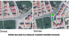 İzmir Büyükşehir Belediyesinden Tire'ye 3 yeni kavşak projesi