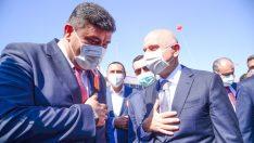 Kahramankazan-Ankara karayolu genişletme çalışmaları