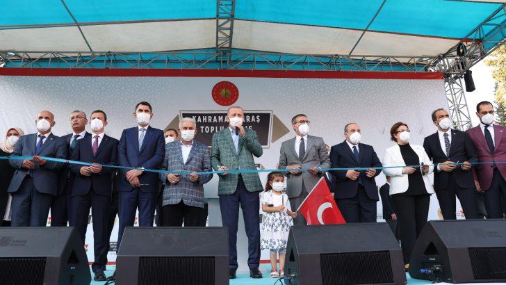 Kahramanmaraş'a 350 milyon TL'lik 'Altın' yatırım