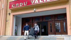 Kalacak yeri olmayan öğrenciler, Vali Sonel'in girişimleriyle kiralanan otellerde misafir edilecek