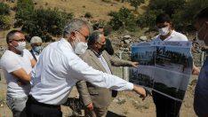 Kayseri'ye renk katan başkan