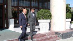 Keçiören Belediye başkanı Altınok'tan Kaymakam Bulut'a teşekkür mesajı