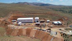 Kırşehir içme suyu arıtma tesisinde çalışmalar devam ediyor