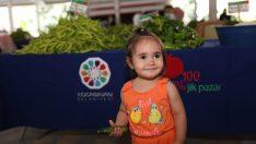 Kocasinan'da 'Yüzde 100 Ekolojik Pazar'ın ikincisi açılıyor