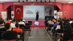 Kolej öğrencilerine  farkındalık semineri