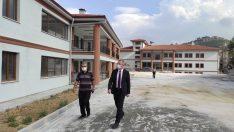 Kütahya'da Engelsiz Yaşam ve Rehabilitasyon Merkezi inşaatı tamamlandı