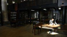 Kütüphaneler 1 milyon 348 bin ziyaretçi ağırladı