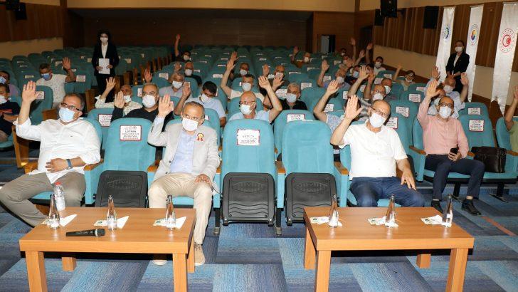 Manisa TSO ağustos ayı meclis toplantısı yapıldı