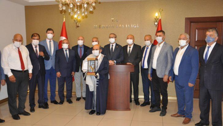 Mersin'de Ahilik Haftası kısıtlı kutlandı