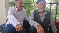 Milletvekili Fırat, Sincik'te vatandaşlarla bir araya geldi